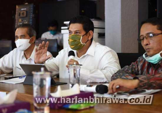 Wali Kota Kediri Paparkan Pencapaian Pembangunan