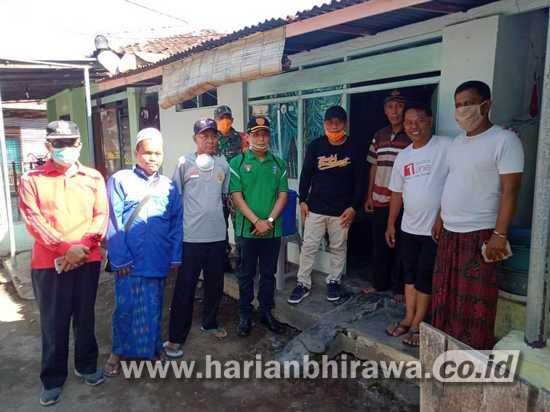 Cegah Covid-19, Wabup Situbondo Launching Kampung Tanggap Bencana