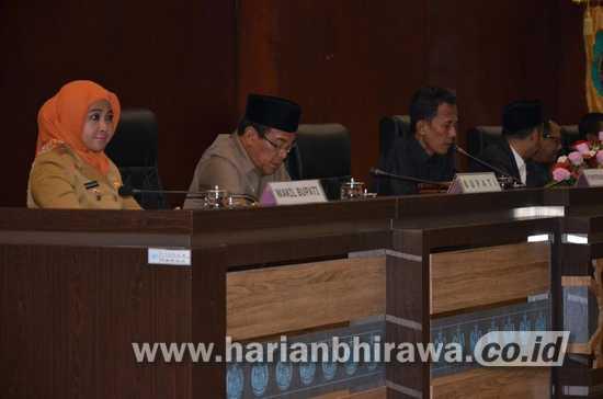 DPRD Kabupaten Lamongan Tunggu Pengajuan Pergeseran Anggaran
