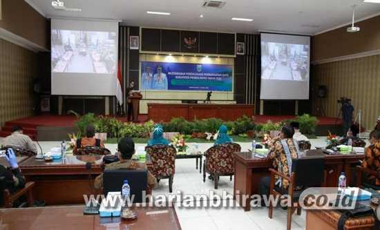 Kapolres Bojonegoro Ajak Kiai Imbau Umat Taati Instruksi Pemerintah