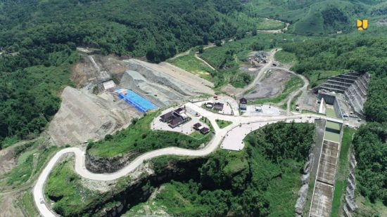 KementerianPUPR Kebut Pembangunan Tiga Bendungan Baru di Jawa Timur