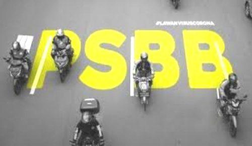 PSBB Berkeseimbangan