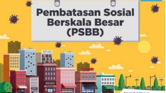 PSBB Daerah Dimulai