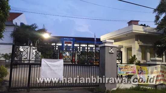 Antisipasi Covid-19, Kantor Kecamatan Tandes Surabaya Terapkan WFH