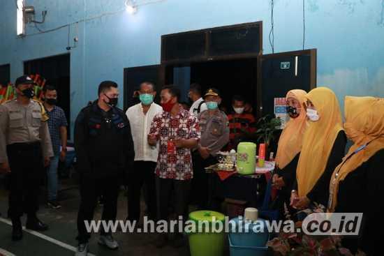 Kawal Era New Normal, Polda Jatim Siapkan Kampung Tangguh di Polres Jajaran