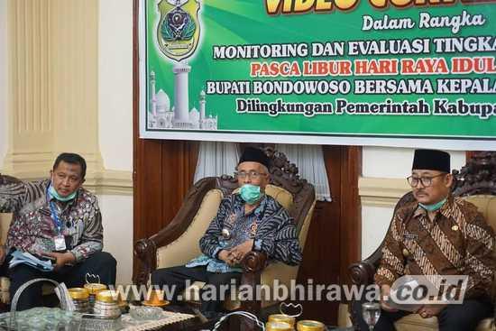 Pemkab Bondowoso Siapkan Sanksi ASN Membolos Pasca Libur Hari Raya