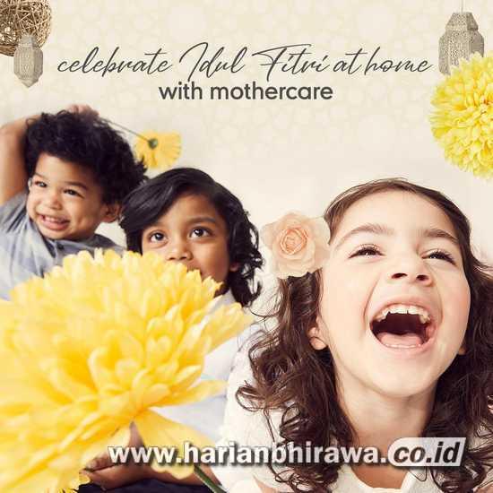Mothercare Ajak Keluarga Indonesia Ikuti Kompetisi Foto Idulfitri 1441 H