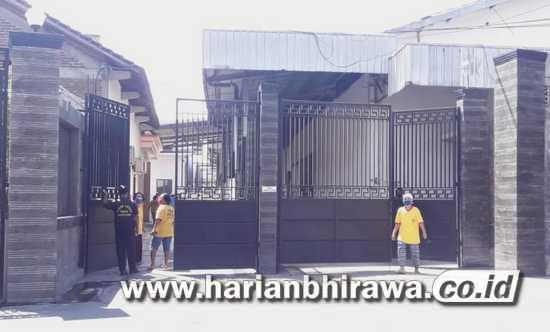 Karyawan Pabrik Rokok Simustika 69 Tulungagung Kembali Di Rapid Test Harian Bhirawa Online