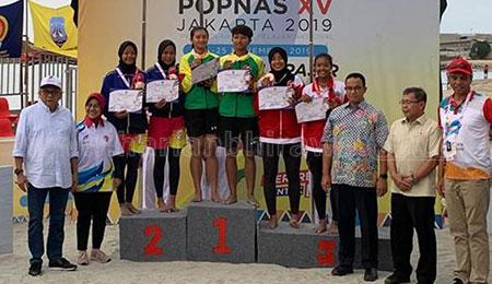 61 Atlet Juara Kejurnas Siap Bersaing Masuk SMANOR