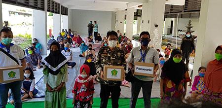 Hipakad Jawa Timur Gelar Bhakti Sosial di Tujuh Lokasi di Surabaya
