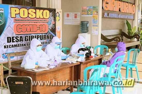 Tiga Dusun Terapkan Karantina Lokal, Kebutuhan Sembako Dipenuhi BUMDes