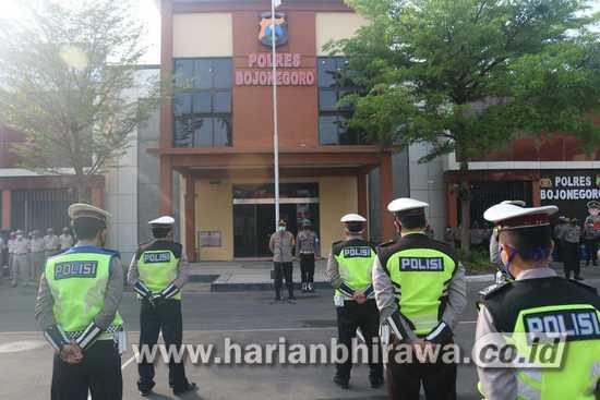 Ramadan dan Hari Raya Aman dan Lancar di Kabupaten Bojonegoro