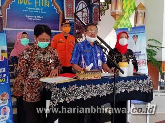 Kabar Baik, Empat Pasien Covid-19 di Kabupaten Sampang Sembuh