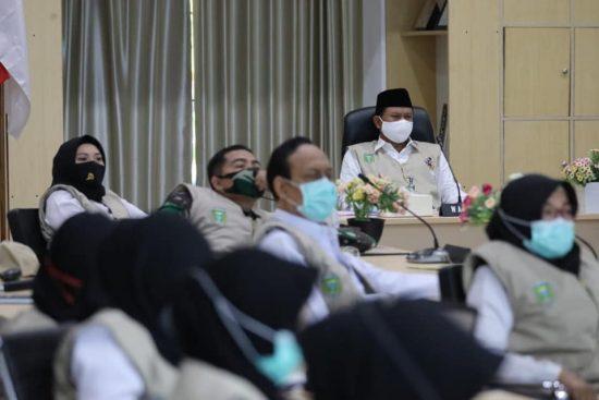 Wali Kota Madiun Imbau Kinerja TDTPP Terus Ditingkatkan