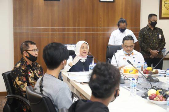 Menaker Ida Fauziyah: ABK Tertipu Calo Akan Lapor Bareskrim Polri
