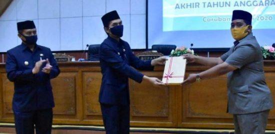 Bupati Madiun Siap Tindaklanjuti Rekomendasi DPRD terhadap LKPJ TA 2019
