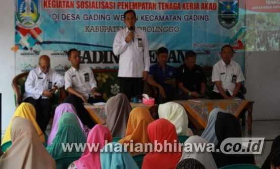 Disnaker Kabupaten Probolinggo Fokus Pantau 13 TKI Pengguna TKA
