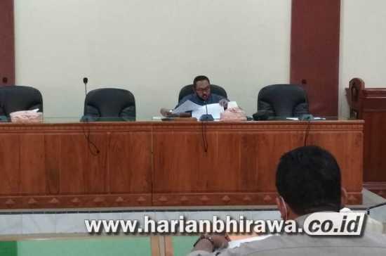 Komisi IV DPRD Trenggalek Kembali Panggil OPD Tim Gugus Tugas Covid-19