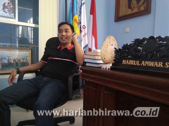 DPP PAN Sumenep Rekom Fauzi-Eva, BM PAN Dukung Fattah Jasin