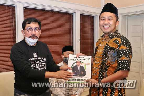 Machfud Arifin Dinilai Sosok Berpengalaman dan Tepat Pimpin Kota Surabaya