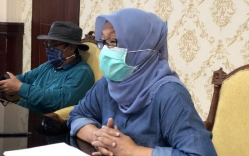 2.301 Nakes Kota Surabaya Telah Divaksinasi Covid-19