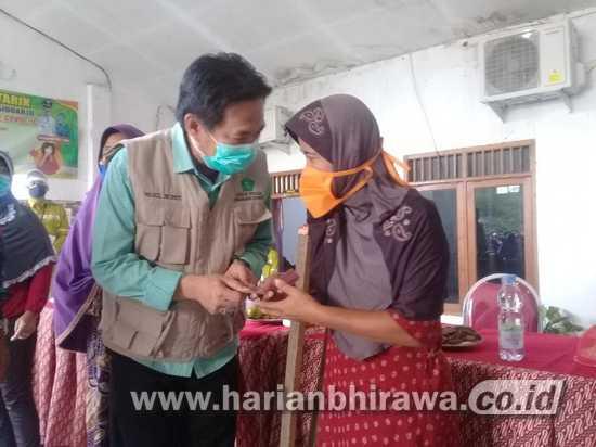 BPR Delta Artha Cairkan Bansos untuk Warga Miskin Kabupaten Sidoarjo