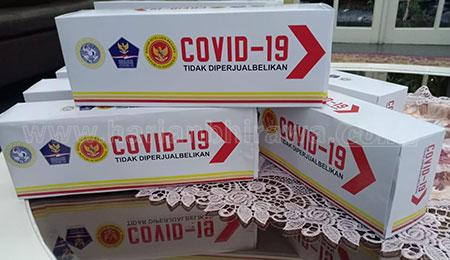 Temukan Lima Regimen Kombinasi Obat Penawar Covid-19