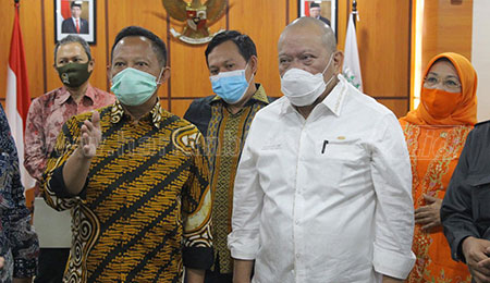 Nasib Bupati Jember, Mendagri Tunggu Keputusan Gubernur Jatim