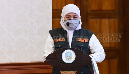 Kasus Covid-19 di Surabaya Dua Kali Lipat Jabar dan Jateng