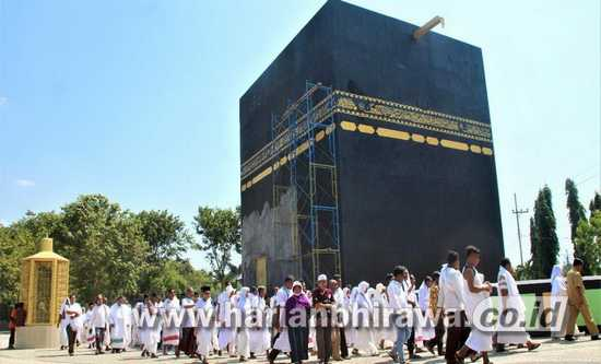 Ribuan CJH Dipastikan Batal Berangkat ke Makkah