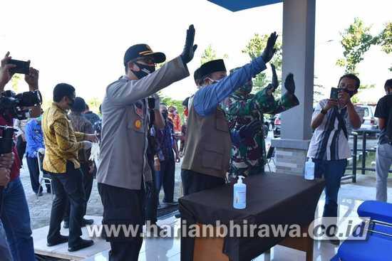 28 Pasien Covid-19 di Kabupaten Lamongan Kondisinya Kian Membaik