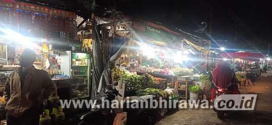 Pedagang Pasar Blimbing Ancam Gugat Pemerintah Kota Malang