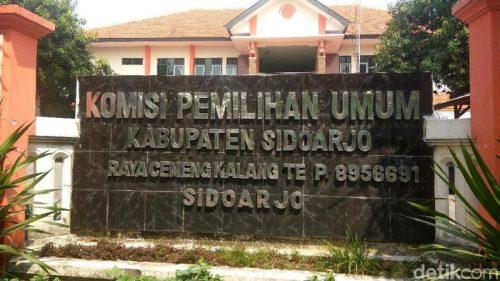 Anggota PPDP Pilkada Sidoarjo Ditemukan Ada yang Reaktif