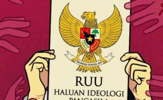 RUU Ideologi Pancasila