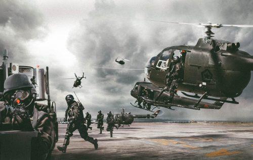 Polemik Keterlibatan TNI Menangani Terorisme