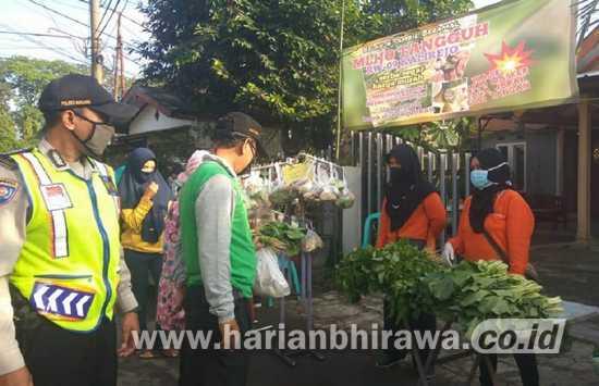 Cegah Penyebaran Covid-19, Pemkab Malang Bentuk Ratusan Kampung Tangguh