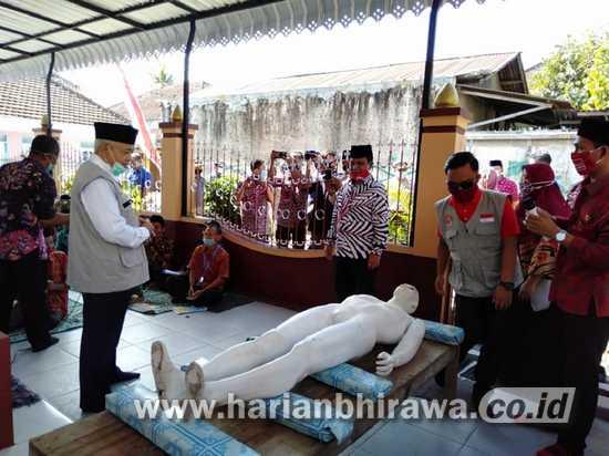 Cegah Penyebaran Covid-19, Kabupaten Malang Miliki Ratusan Kampung Tangguh