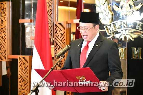 "Perekonomian Indonesia Bangkit Oleh Gotong Royong ""Saripati Pancasila"""