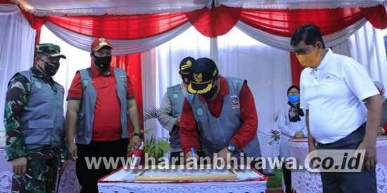 Wali Kota Madiun Dorong Penguatan UMKM di Kampung Tangguh Mojorejo