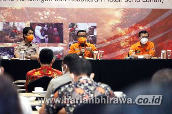 BPBD Jatim Koordinasikan Penanganan Bencana Kekeringan dan Karhutla