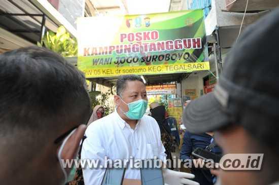 Warga Keluhkan Bantuan Pamkot Surabaya yang Kerap Terlambat Diterima