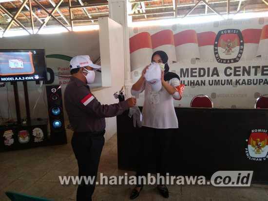 Hari Ini, 2.500 PPDP Pilbup Sumenep Lakukan Coklit Pemilih