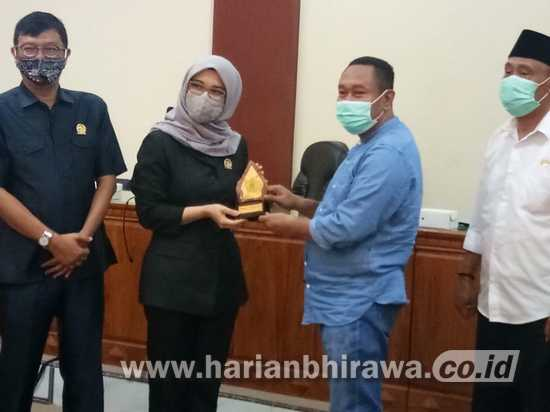 DPRD Trenggalek Terima Kunjungan DPRD Kota Malang
