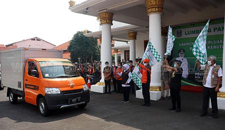 Gandeng PT Pos Indonesia Perluas Jaringan Lumbung Pangan Jatim Hingga ke 28 Daerah