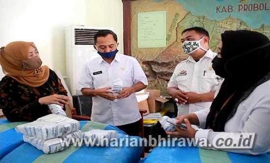 Dinas Perikanan Kabupaten Probolinggo Target Garam 23.000 Ton Tercapai 93 Ton