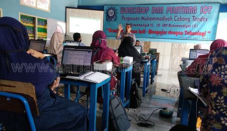 Perguruan Muhammadiyah Tandes Siap Sambut Siswa Baru