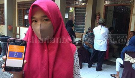 PPDB Ruwet, Wali Murid Geruduk Disdikbud Kota Probolinggo