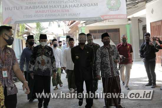 Pemerintah Kabupaten Tuban Siapkan Pesantren Tangguh