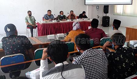 Desak Naikkan Honor Guru PAUD, FP2EM Datangi Dispendikbud