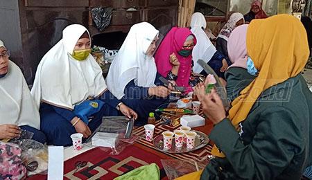 UINSA Surabaya Sosialisasi Tanggulangi Covid-19 pada Warga Sidoarjo